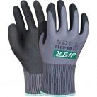 海太尔80-6011 耐磨防油丁腈涂层手套 牛磨王手套