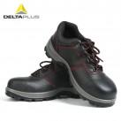 代尔塔 301502 防砸 耐磨耐油透气 6KV电绝缘低帮劳保电工安全鞋