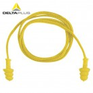 代尔塔 CONICFIR050 103119可重复使用TPR带线降噪耳塞代尔塔耳塞