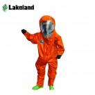 雷克兰INT640全密封防化服加强型气密重型防化服防氨气毒气防护服